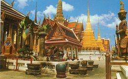 Phra Keo At Bangkok - Thailand