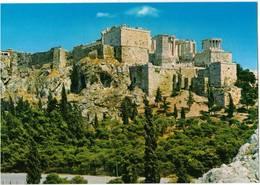 ATENE - PROPYLAEA  (GRECIA) - Grecia