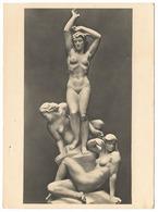 Haus Der Deutscher Kunst à Munich  - Sculpture De Robert Ulmann - époque Du NSDAP - Skulpturen