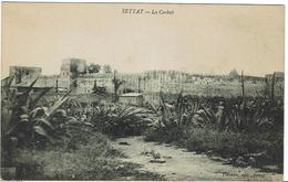CPA - MAROC - SETTAT - La Casbah - 1914 - - Marokko