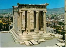 ATENE - TEMPIO (GRECIA) - Grecia
