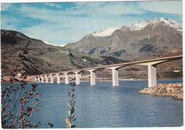 Le Lac De Serre-Poncon - Le Pont De Savines (924 M. De Long) - (H.-A.) - Gap