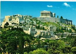 ATENE - ACROPOLIS  (GRECIA) - Grecia