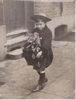 SEE BACK   KID KIDS  GATO CHAT KAT CAT  22* 16CM Fonds Victor FORBIN - Fotos