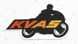 Autocollant ,  Moto ,  KVAS - Stickers