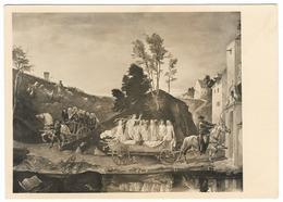 Haus Der Deutscher Kunst à Munich  - Peinture De Franz Weiss - époque Du NSDAP - Paintings
