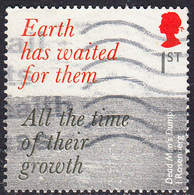 2017 The First World War - 1917 - Dead Man's Dump, By I. Rosenberg 1st Class Stamp - 1952-.... (Elizabeth II)