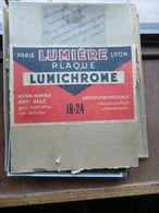 7 Plaques Lumière Lumichrome-18x24 éditions Photographie Sur Le Judo, Par Michel Cartier. - Glass Slides