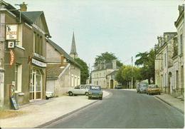 CARTE POSTALE - BEAUMONT-EN-VÉRON - La Rue Principale - Indre Et Loire (37) - France