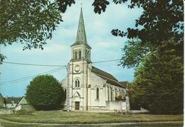 CARTE POSTALE - BEAUMONT-EN-VÉRON - L'Église - Indre Et Loire (37) - France