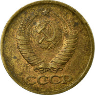 Monnaie, Russie, Kopek, 1983, Saint-Petersburg, TB, Laiton, KM:126a - Russie