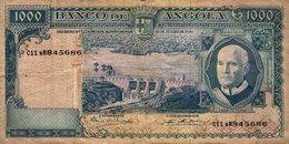 6487-2019    BILLET   ANGOLA - Angola