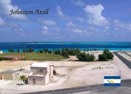 Johnston Atoll View New Postcard - Ansichtskarten