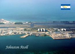 Johnston Atoll Aerial New Postcard - Postcards