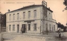 Algérie - Ménerville - Hôtel Des Postes Et Télégraphes (semeuse Surcharge Algérie Cad Hussein Dey) - Autres Villes