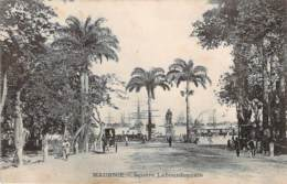 Ile Maurice - Square Labourdonnais (messageries Maritimes) - Maurice
