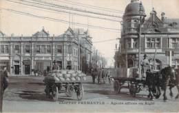 Australie - Fermantle - Cliff St. (attelage) (messageries Maritimes) - Fremantle