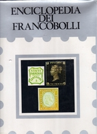 ENCICLOPEDIA DEI FRANCOBOLLI 1968 FULVIO APOLLONIO LIBRO EDITORE SADEA SANSONI 400 PAGINE - Filatelia E Historia De Correos