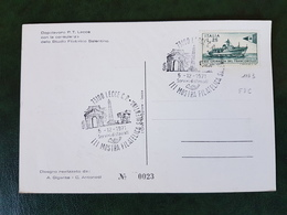 (38429) STORIA POSTALE ITALIA 1971 - 6. 1946-.. Repubblica