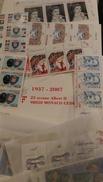 Monaco, Année Complète 2007  Sans Charniére Luxe ** Du  N° 2588  à N° 2603 ** Catalogue Yvert Et Tellier - Annate Complete