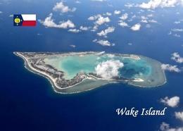 Wake Island Aerial View New Postcard - Sonstige
