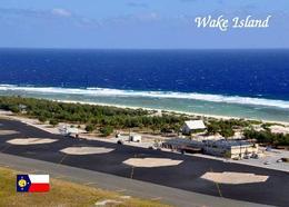 Wake Island Airport New Postcard - Ansichtskarten