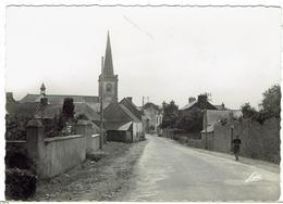 CPSM - 56 - SAINT ARMEL - Le Haut Du Bourg - - France