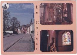 Le Cateau - Rue De Fesmy, Intérieur Eglise St Martin  - (Nord) - Le Cateau