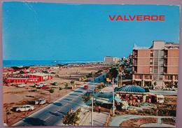 VALVERDE Di CESENATICO - Alberghi E Spiaggia - Luna Park, Giostre  - Vg - Cesena