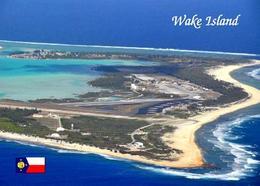 Wake Island Aerial View New Postcard - Ansichtskarten