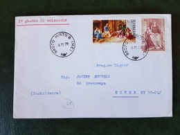 (38438) STORIA POSTALE ITALIA 1978 - 6. 1946-.. Repubblica