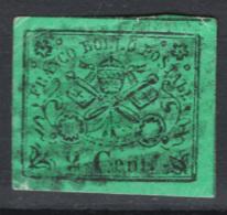 Stato Pontificio 1867 Sass.13 O/Used VF/F - Stato Pontificio