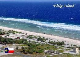 Wake Island View New Postcard - Postcards