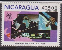 NICARAGUA 1982 UIT - MNH Set - Nicaragua