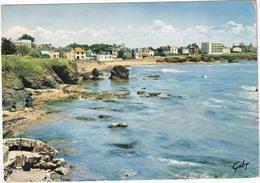 Croix-de-Vie - Plage De La Pelle à Porteau - (Vendée) - Saint Gilles Croix De Vie