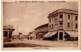 SAINT JEAN DE MONTS PLAGE GES DEMOISELLES HOTEL ANIMEE - Saint Jean De Monts