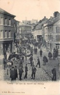 Belgique - Ciney - Un Coin Du Marché Aux Chevaux - Edit. Hoffmann N° 3445 - Ciney
