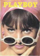 Double Carte Couverture Playboy Juin 1965 - Pin-Ups