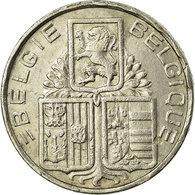 Monnaie, Belgique, 5 Francs, 5 Frank, 1938, TTB, Nickel, KM:117.1 - 06. 5 Francs