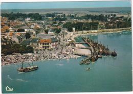 Le Crotoy - Vue Aérienne - Le Port  -  (Somme) - Le Crotoy