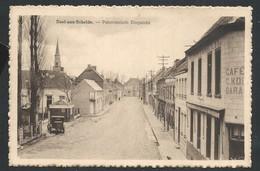 +++ CPA - DOEL AAN SCHELDE - Panoramisch Dorpzicht - Café  // - Beveren-Waas