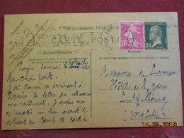 Entier Postal De 1929 à Destination De Lutzelbourg - Cartes Postales Types Et TSC (avant 1995)