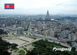AK Nordkorea North Korea Pyongyang Arch Of Triumph New Postcard - Korea, North