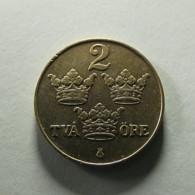 Sweden 2 Ore 1922 - Sweden