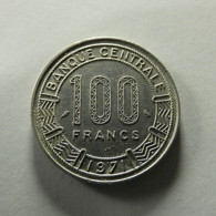 Congo 100 Francs 1971 - VR-Rep. Kongo - Brazzaville