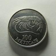 Mozambique 100 Meticais 1994 - Mozambique