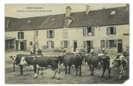 CPA 77 GRISY-SUISNES INTERIEUR DE LA FERME DE SOLAIRE Abimee - Autres Communes