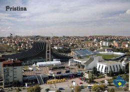 1 AK Kosovo * Blick Auf Die Stadt Pristina - Hauptstadt Des Kosovo - Luftbildaufnahme * - Kosovo