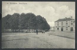 +++ CPA - FLORENNES - Place Verte - Grand Magasin Economique  // - Florennes