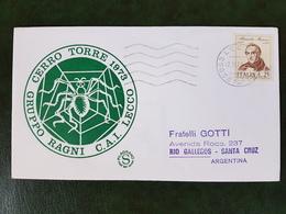 (38475) STORIA POSTALE ITALIA 1973 - 6. 1946-.. Repubblica